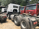 Fast Moving Original Condition Euro III 371HP 10 Tyres 20 Ton 6X4 Sinotruck HOWO Used Tractor Truck for Sale Cheap