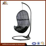 2018 Well Furnir Garden Furniture / Rattan Hanging Chair / Outdoor Swing Chair