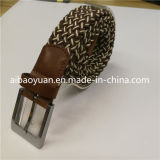 Fashion Men's Belt, Leather Braided Belts