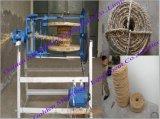 Manual Rice Stalk Straw Rope Spinning Knitting Making Machine