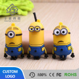 Cheap Minions PVC Cartoon Character USB Memory Stick