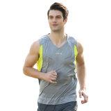 Custom Men Sport Tank Tops Fitness Dry Fit Vest