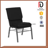 Aluminum Metal Church Dining Hotel Restaurant Banquet Chair Furniture (BR-A390)
