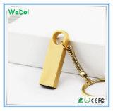 Waterproof Mini Metal USB Flash Drive with OEM Logo (WY-MI19)