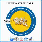Silver / Gold / Nickel / Zinc / Tin /Copper / Brass Coated Steel Ball