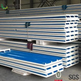 Color Painted Sandwich Panel for Wall and Roof PU Insulation