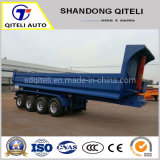 Wholesale Utility 12 Wheels Tipper Truck Semi Trailer