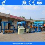 Latest Qt6-15 Technology Hydraulic Press Block Making Machine /Block Machine Wood Pallet