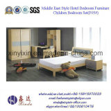 China Wooden Bed Modern Bedroom Sets Furniture (F05#)