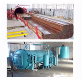 Wood Dipping Tank for Wood Impregnation