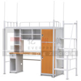 School Furniture Dormitory Hostel Use Bunk Bed and Metal Frame Bunk Bed