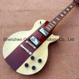 Quilte Maple Top Black Wood Bindings Standard Lp 1959 R9 Electric Guitar (GLP-198)