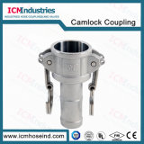Ss 3/4′′threaded Cam and Groove Hose Couplings
