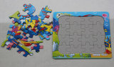 Fast Selling Paperboard Animation Puzzle for Kids