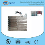 Silicone Insulation Al Foil Heating Element with UL, CE, TUV