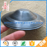 Custom Molded Reinforced Viton Rubber Sealing Diaphragm Washer for Pump Seal