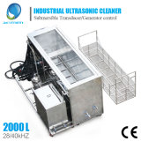 Customized Quick Clean Contaminant Special Care Ultrasonic Cleaner for Aircraft