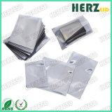 Customized ESD Transparent Antistatic Shielding Zip Lock Bag with Logo Printing