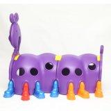 Children Indoor Plastic Playground Equipment Rubber Mats