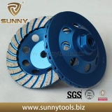Double Layer Cup Wheels for Granite (TY-ABR-CP)