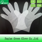 Cheap Clear Examination TPE Gloves