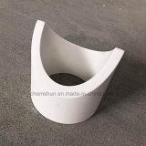 10~500mm Wear Resistant Industrial Ceramic Tube Pipe Linings