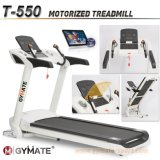 Gymate T-550 Home Gym Exercise Equipment Motorized Fitness Commercial Incline Folding Treadmill