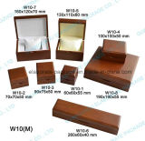 Inexpensive Price Custom High-End Solid Wooden Jewellery Box