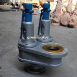 Double Port Full Lift Pressure Safety Relief Valve (A357Y)