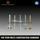 Steel Scaffolding Adjustable Screw Base Jack