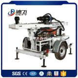 Cheap Hydraulic 100m Air Drilling Rig Machine for Water Well