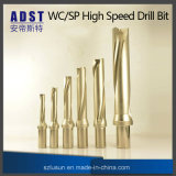 High Speed Wc/Sp Drill Bit Disposable Rapid Drilling Tools