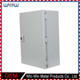Outdoor Stainless Steel Metal Enclosure Waterproof Junction Electrical Cabinet