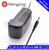 Eco Friendly 24V 600mA Power Adapter Switching Charger for Electric Sweeper