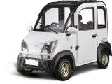 China Mini Electric 4 Wheel Car, 1+2 Seat, 1000-2000W, 60V, 72V 40km/H, Range 100km, Lead Acid, Lithium Battery, Electric Motorcycle