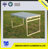 Aluminum Alloy Folding Table for Outdoor Leisure