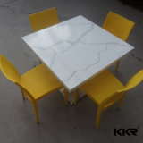 Italia Marble Stone Customized Square Dining Table