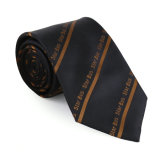 High Quality Fabric Polyester Men's Logo Tie