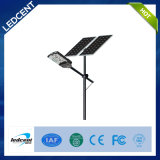 90W 120W 160W LED Solar Wind Street Light with Ce RoHS Certificated
