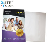 260GSM 4r 5r A6 A4 A3 Resin Coated Micro-Porous RC Inkjet Glossy Photo Paper