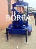 Diesel Engine Self Priming Sewage Drainage Trash Pump