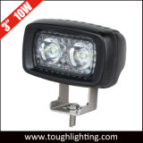 "High Power 3"" 10W Mini CREE LED Work Lights for Offroad Jeep SUV 4WD"