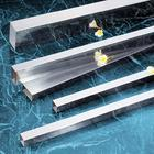 304L Stainless Steel Rectangular Pipe with High Quality