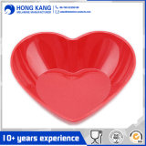 Melamine Heart Shaped Serving Bowl