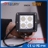 CREE 12W for Vehicle Car 4WD Truck Offroad Auto LED Work Light Lamp