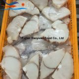 Producing Frozen Seafood Blue Shark Steak