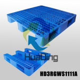 """1100*1100 (44""""*44"""") Best Prices Recyclable Waidely Used Stacked Plastic Pallet"""