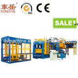 Big Automatic Cement Brick Making Machine (QT10-15)