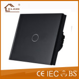 Home Automation Remote Control Switch Touch Glass Panel Wall Light Electrical Switch