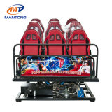 Amusement Equipment with Dynamic Seats 5D 7D 9d Cinema